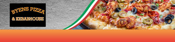 Byens Pizza & Kebabhouse Bundbanner